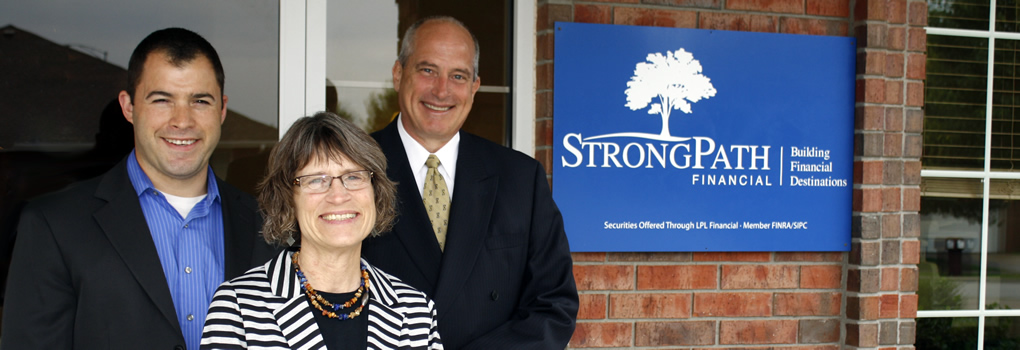 StrongPath Financial Team